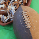 Football Party Inspiration With Savory Snack Ideas