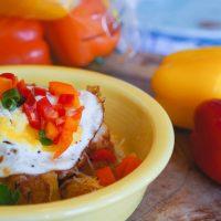 Tater Tot Breakfast Bowl