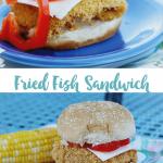 Fresh From Florida Fish Sandwich
