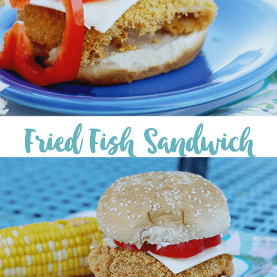 Fresh From Florida Fish Sandwich