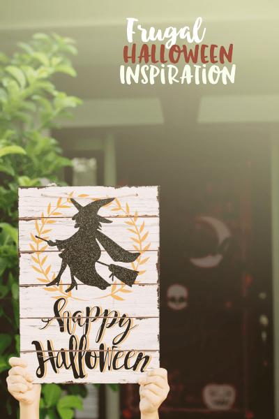 Frugal Halloween Inspiration From Dollar Tree