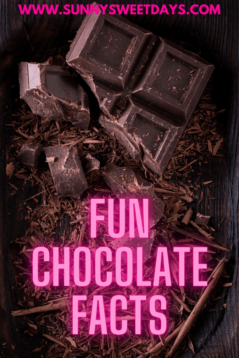 Fun Facts About Chocolate That You Didn't Know About Before