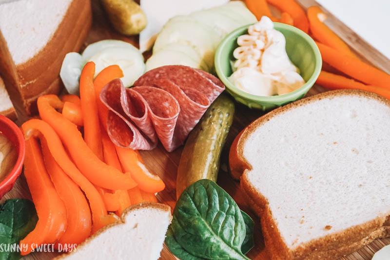 Gluten Free Sandwich Board