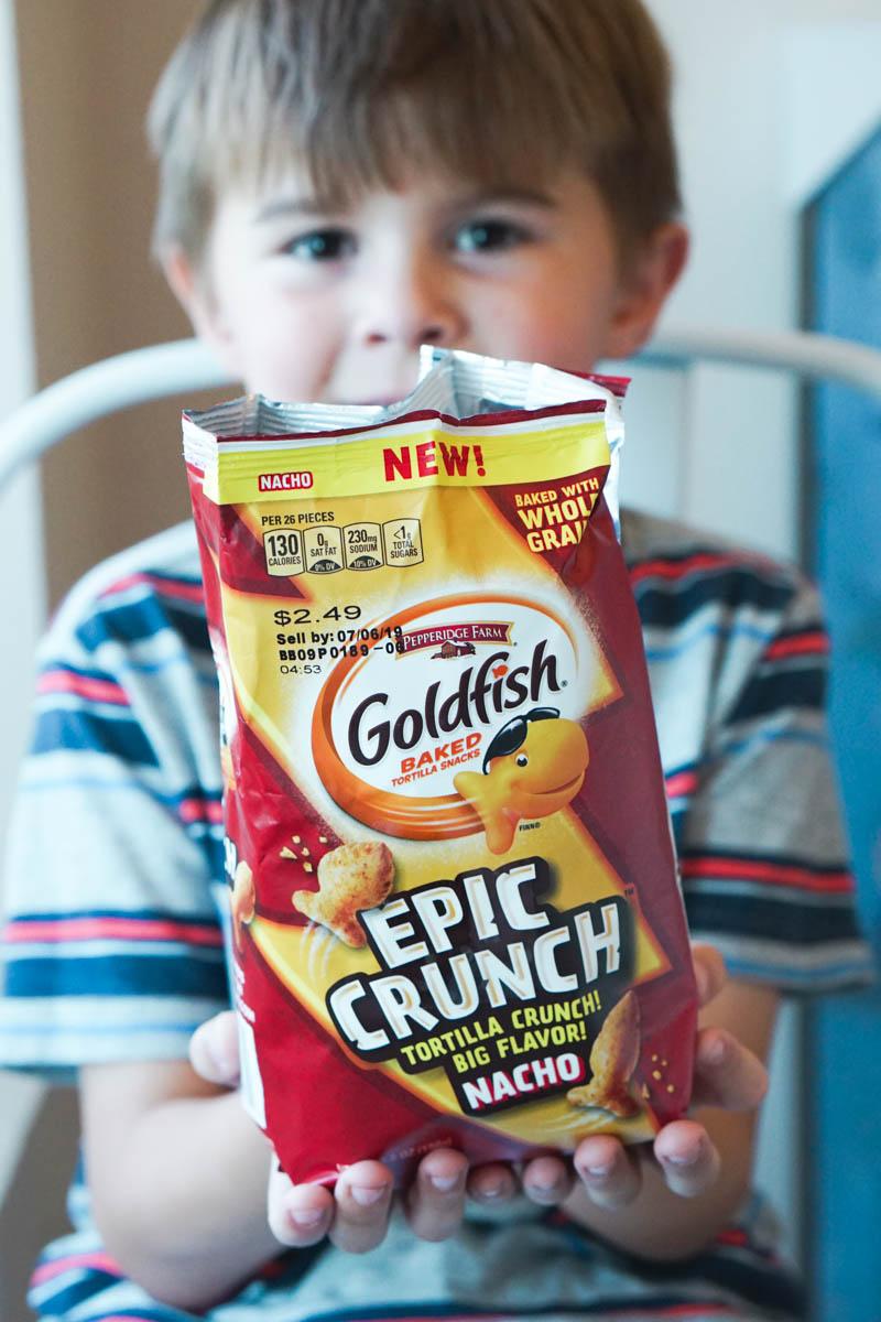 Goldfish Nacho