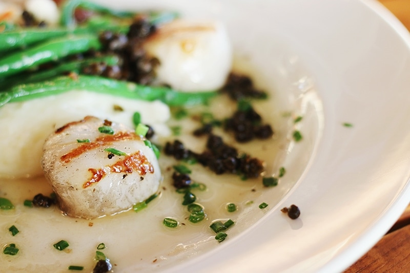 Grand Marlin Scallops