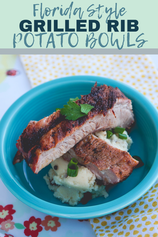 Grilled Rib Potato Bowls
