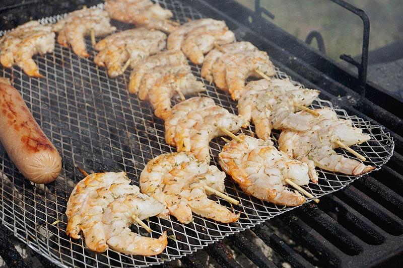 Grilled Shrimp Recipe
