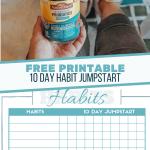 10 Day Habit Jumpstart
