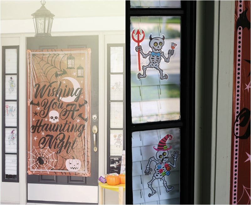 Halloween Front Door Ideas