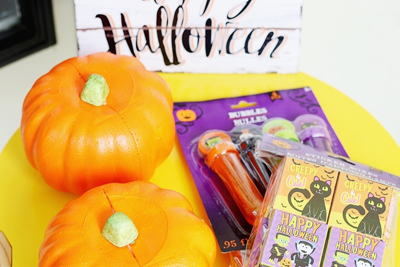 Frugal Halloween Ideas