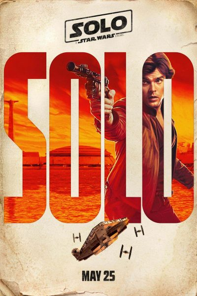 Are you Ready for SOLO: A Star Wars Story? #HanSolo