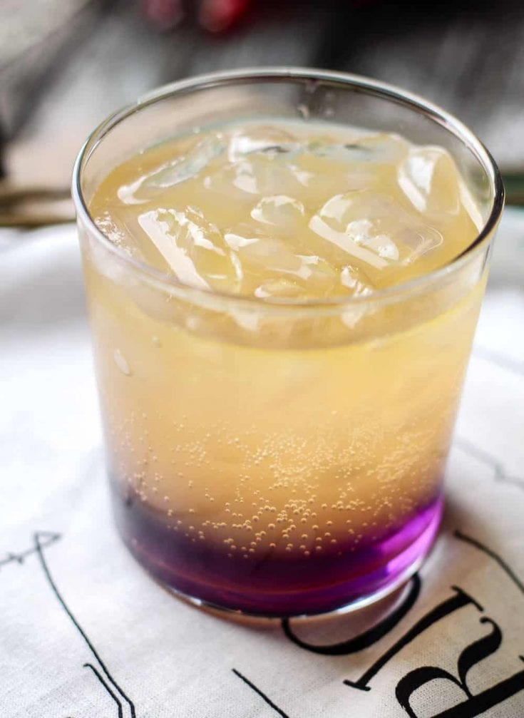 This Lavender Hard Lemonade Recipe is Awesome