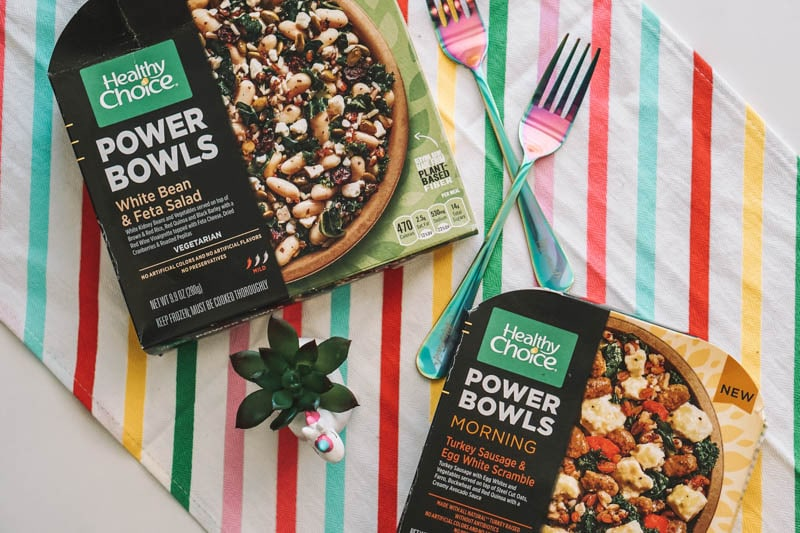 Healthy Choice | Meal Planning Tips