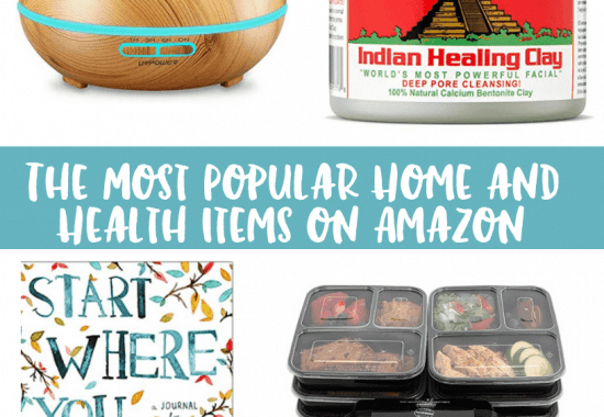 New Year, New You: The Best Selling Healthy Living Products on Amazon