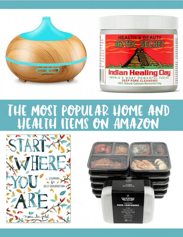 Healthy Items on Amazon