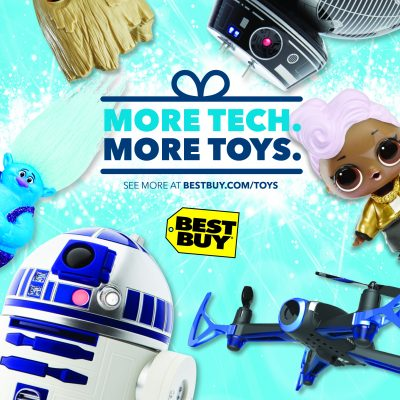 2017 Best Buy's Top Christmas Toys