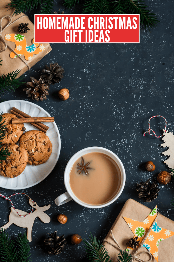5 Quick Organic Homemade Holiday Gifts