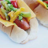 Spicy BBQ Recipe: Jalapeno Cheddar Bratwursts