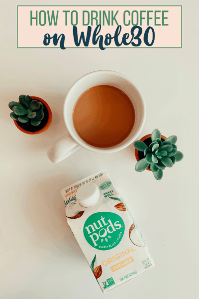 How to Drink Coffee on Whole30