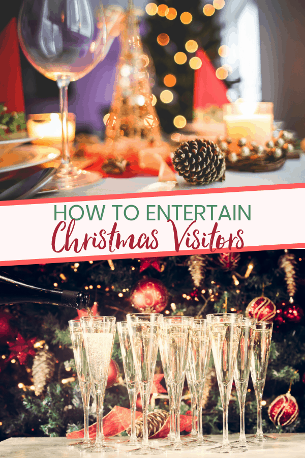 How to Entertain Holiday Guests