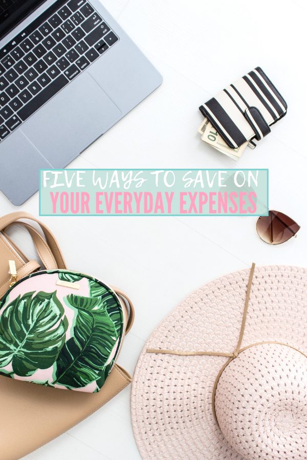 Saving Money At Home: Five Ways To Save On Your Everyday Expenses