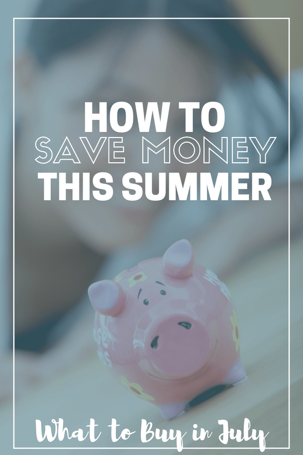 How to Save Money This Summer