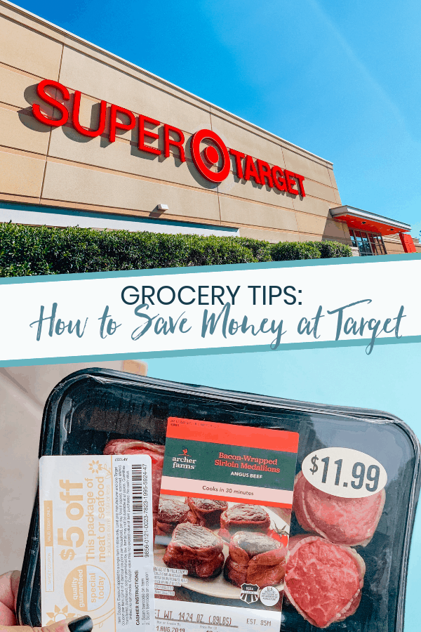 7 Ways to Save Money on Groceries at Target