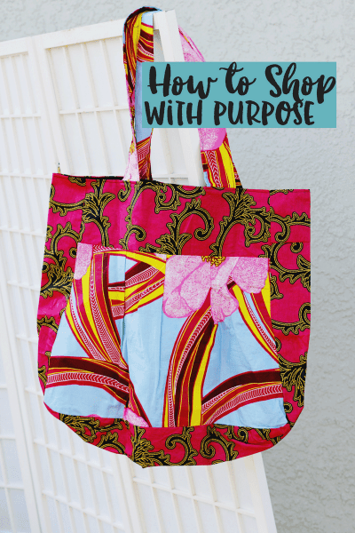 How to Shop With Purpose