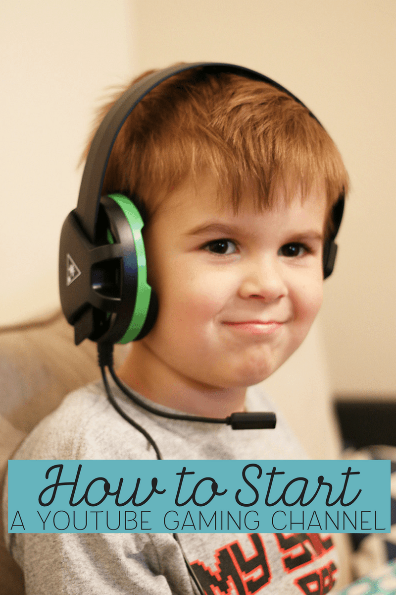 How to Start a Video Game Channel