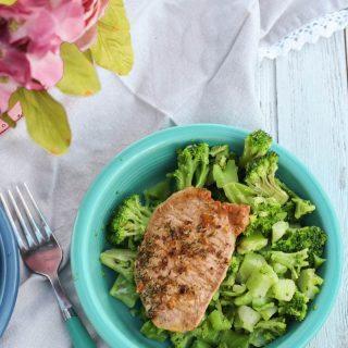 Easy Pork Chop Recipes: Lemon Oregano Pork
