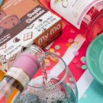 Stop and Smell the Rosé Printable | Cool off With Cavit and My/Mo Mochi Ice Cream