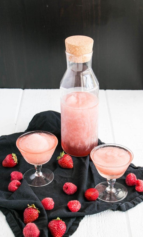 Frozen Berry Rosé