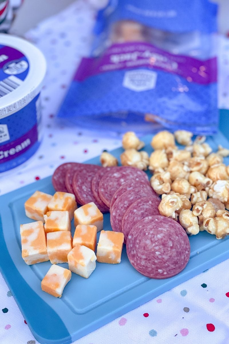 Easy Save A Lot Holiday Appetizers: Quick Charcuterie on a Budget!
