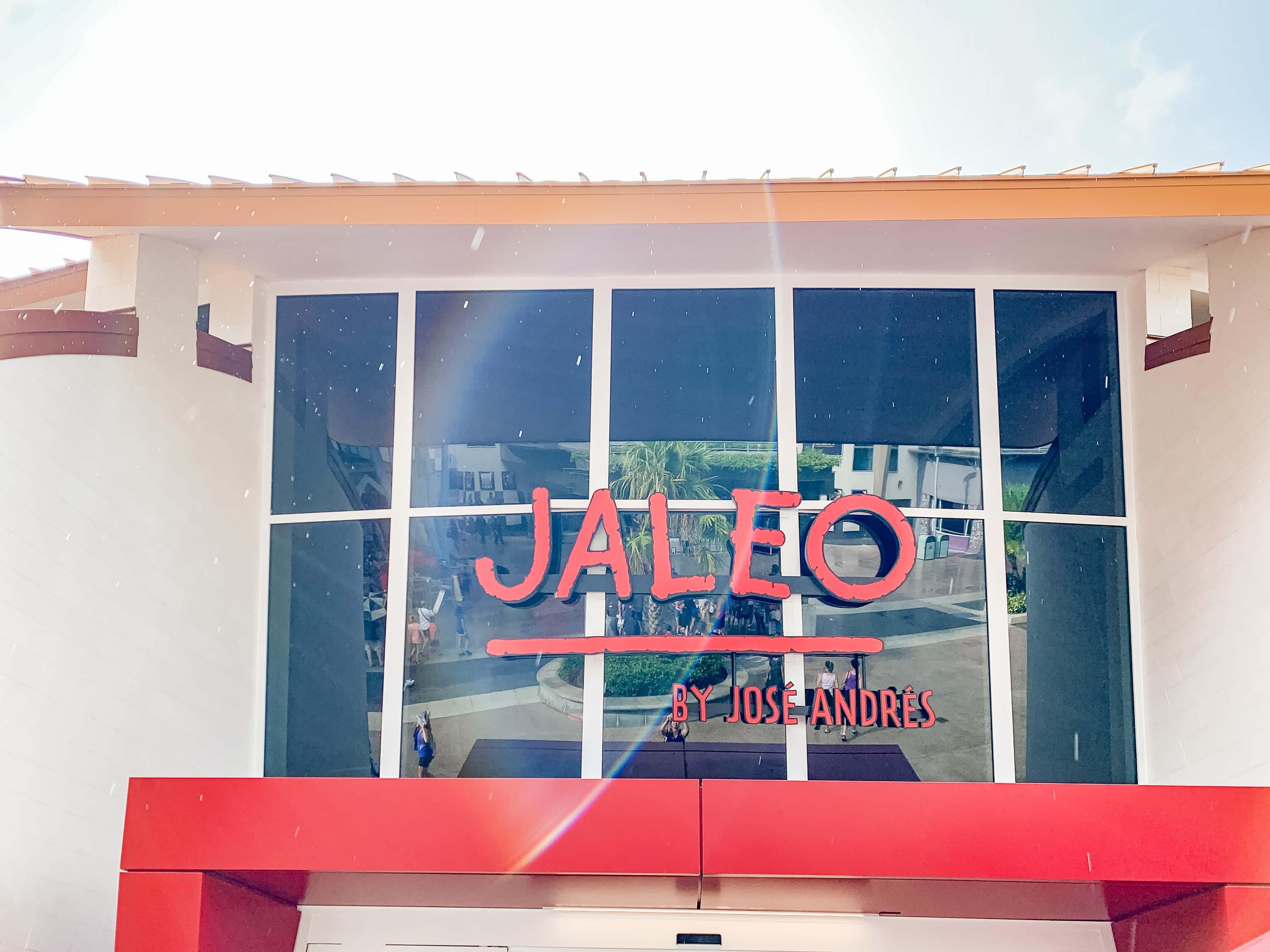 Jaleo at Disney Springs