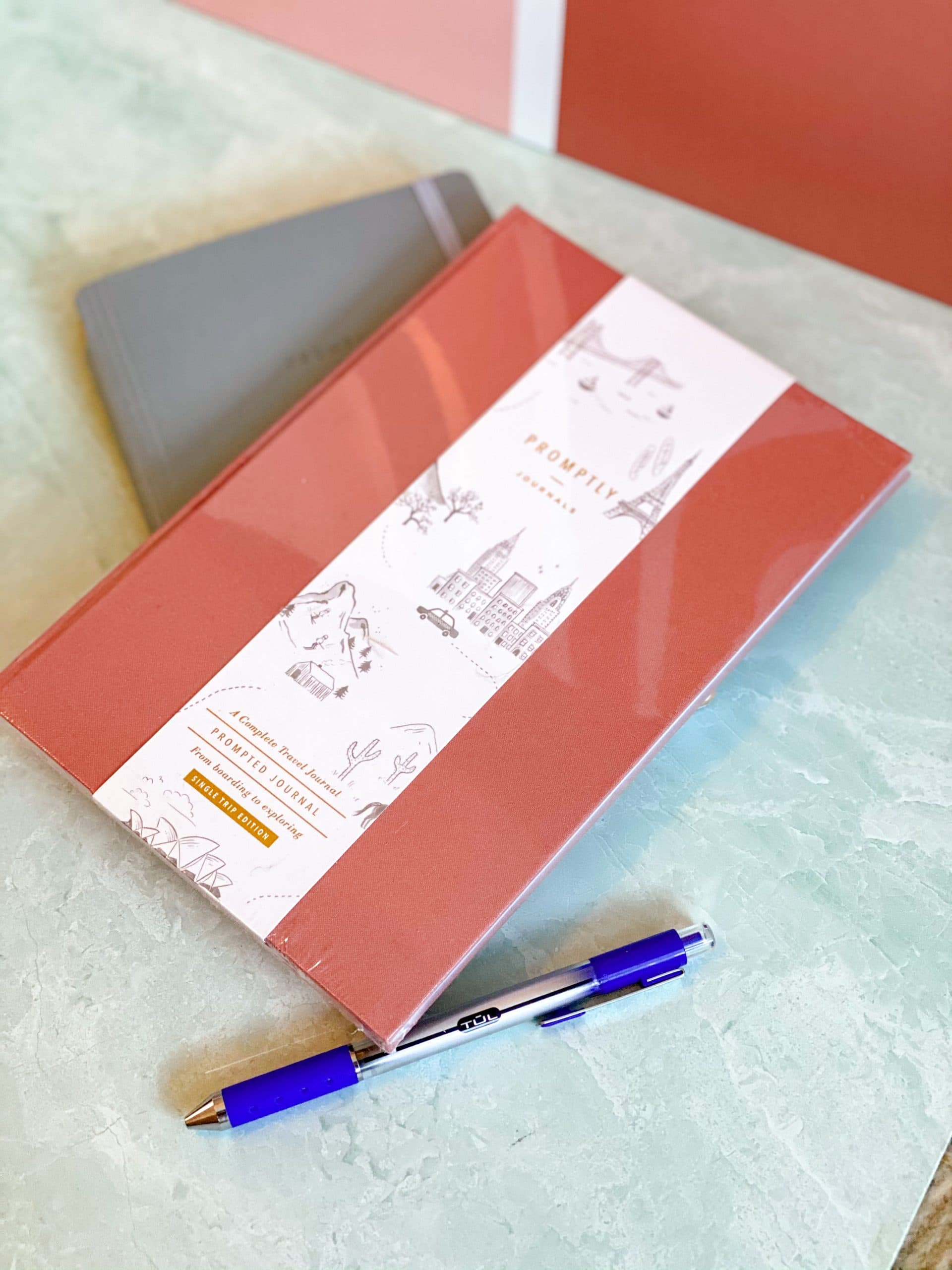 Give the Gift of Journaling: Promptly Journals