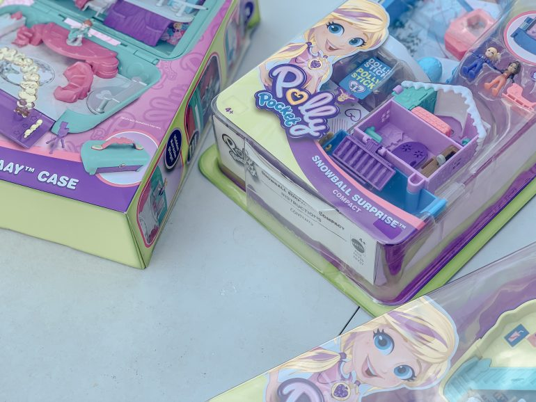 Polly Pocket at Walmart