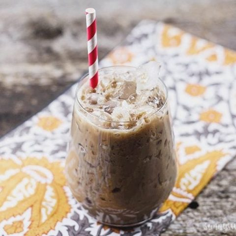 Spiked Iced Coffee Recipe