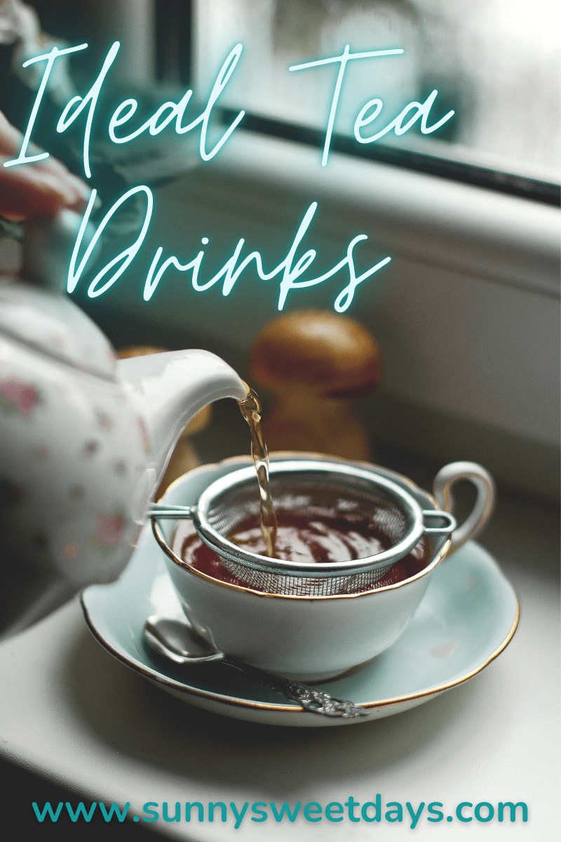 Which Types Of Tea Are Ideal To Drink Instead Of A Morning Coffee