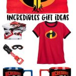 Disney•Pixar's INCREDIBLES 2 Gift Ideas #Incredibles2