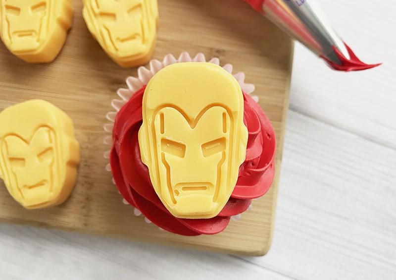 Iron Man Cake Tin