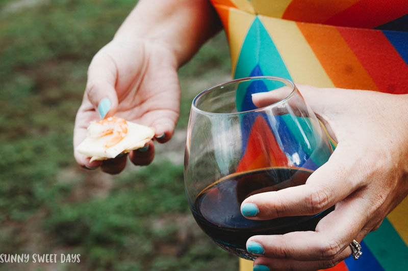 Dollar Tree Wine Party Ideas