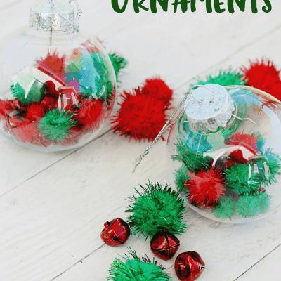 Jingle Bell Ornaments