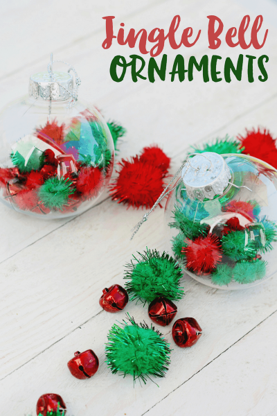 Jingle Bell Ornaments