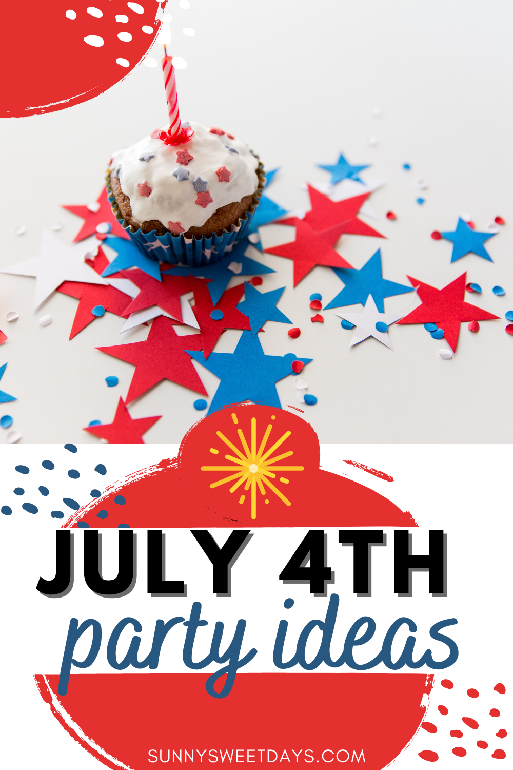 July 4th Party Printables | July 4th Crafts
