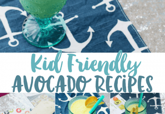 Kid-Friendly Avocado Recipes | Chicken Avocado Wrap Recipe