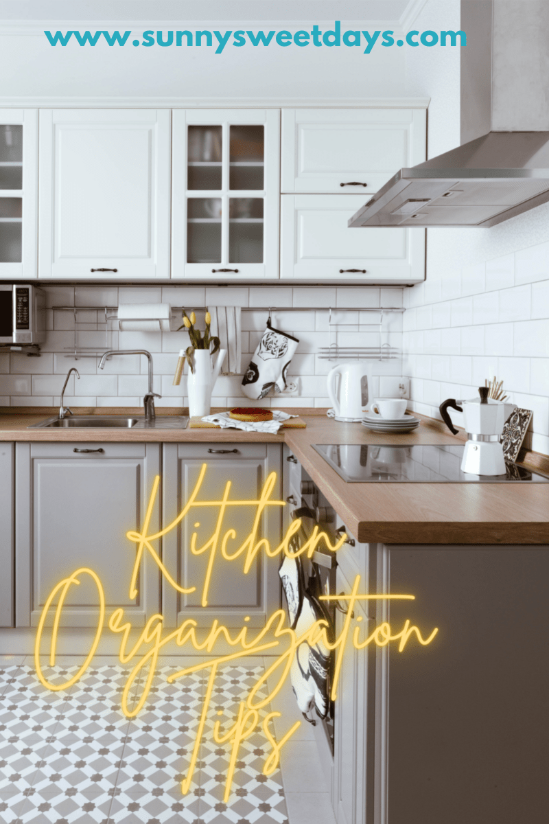 Make Your Kitchen Outstanding With These Organization Tips