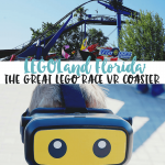 LEGOLAND: The Great LEGO Race VR Coaster Experience