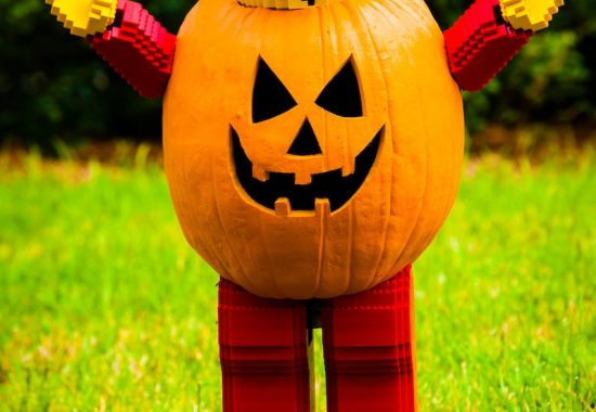 Celebrate Halloween at Legoland Florida