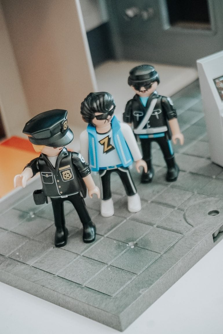 Playmobil toy review