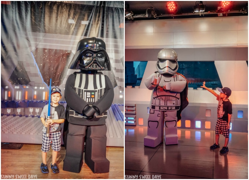 Legoland Characters